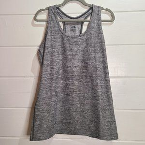 North Face Razor Tank Heathered Workout Running